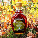 BIO Ahornsirup Nr. 2 Amber- Grad B 250 ml Glasflasche